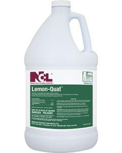 NCL-0235EA LEMON-QUAT DISINFECTANT CLEANER 1GAL EA