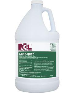 NCL-0236-29 MINT-QUAT DISINFECTANT CLEANER 1GAL 4/CS