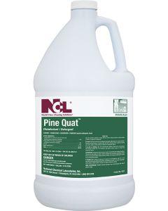 NCL-0237CT PINE-QUAT DISINFECTANT CLEANER 1GAL 4/CS