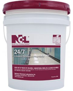 NCL-0593-21 24/7 PERFORMANCE FLOOR FINISH 5GAL/PAIL