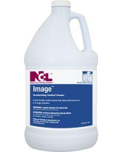 NCL-0927 IMAGE DEODORIZING NEUTRAL CLEANER 4/1GAL/CS