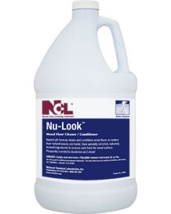 NCL-0939-29 NU-LOOK WOOD CLEANER/CONDITIONER 4/1GAL/CS
