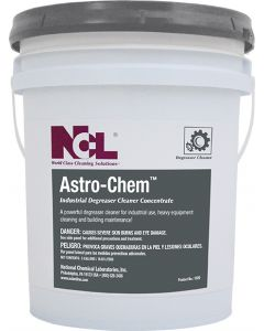NCL-1020-20 ASTRO-CHEM INDUSTRIAL DEGREASER CLEANER CONCENTRATE 5GAL, EA