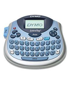 DYM1733013 LETRATAG 100T LABEL MAKER, 2 LINES, 6 7/10W X 2 4/5D X 5 7/10H