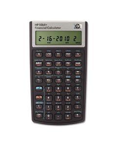HEW2716570 10BII+ FINANCIAL CALCULATOR, 12-DIGIT LCD