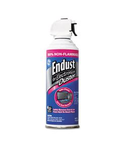 END255050 NON-FLAMMABLE DUSTER WITH BITTERANT, 10 OZ CAN