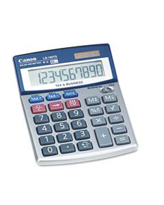 CNM5936A028AA LS-100TS PORTABLE BUSINESS CALCULATOR, 10-DIGIT LCD