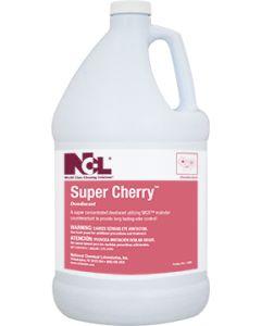 NCL-1409-29 SUPER CHERRY DEODORANT 1GAL 4/CS