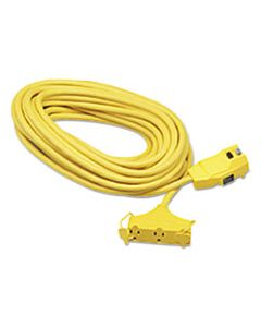 COC02837 GROUND FAULT CIRCUIT INTERRUPTER CORD SET, 25 FEET, YELLOW