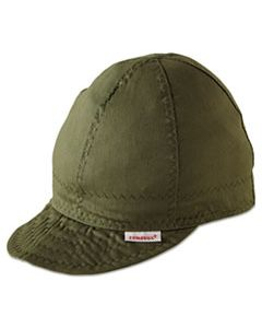 CMX1000738 SINGLE SIDED SOFT BRIM COMFORT CROWN CAP, COTTON, ASSORTED COLORS, SIZE 7 3/8