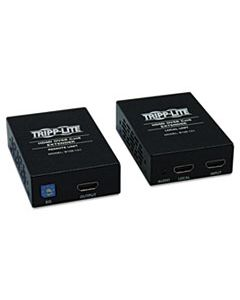 TRPB1261A1 HDMI OVER CAT5/6 ACTIVE EXTENDER KIT, BOX-STYLE TRANSMITTER/RECEIVER, 150 FT