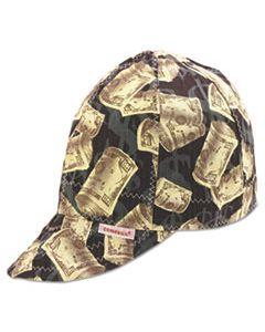 CMX1000758 DEEP ROUND CROWN CAP, SIZE 7 5/8, ASSORTED PRINTS