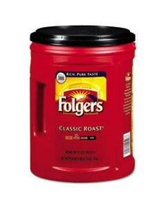 FOL0529C COFFEE, CLASSIC ROAST, 48OZ CAN