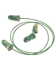 MLX6609 CAMO PLUGS FOAM EARPLUGS, SPECIAL OPS, CORDED, NRR 33