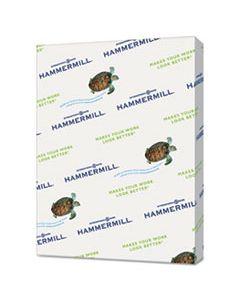 HAM102210 COLORS PRINT PAPER, 20LB, 8.5 X 11, CHERRY, 500/REAM