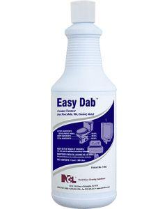 NCL-1702 EASY DAB CREME CLNSR 12/1QT/CS
