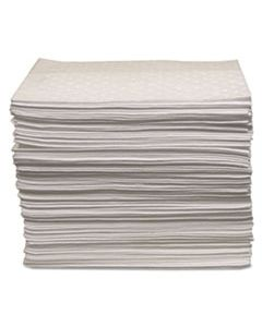 """ANRABBPO100 OIL ONLY SORBENT PAD 15""""X17"""", HEAVY-WEIGHT"""