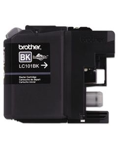 BRTLC101BK LC101BK INNOBELLA INK, 300 PAGE-YIELD, BLACK