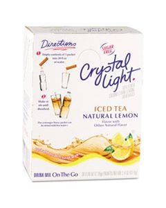 CRY00757 ON THE GO, ICED TEA, .16OZ PACKETS, 30/BOX
