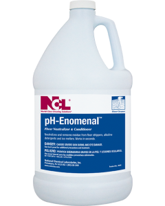 NCL-0945-29 pH-ENOMENAL FLOOR CARE NEUTRALIZER AND CONDITIONER 1GAL 4/CS