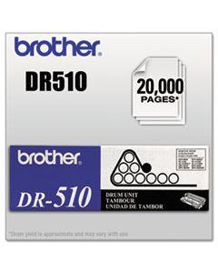 BRTDR510 DR510 DRUM UNIT, 20000 PAGE-YIELD, BLACK