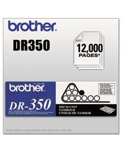 BRTDR350 DR350 DRUM UNIT, 12000 PAGE-YIELD, BLACK