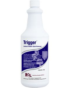 NCL-1745 TRIGGER INSTANT MILDEW STAIN REMOVER 12/32OZ/CS