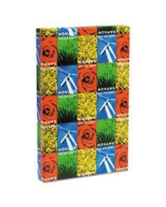 MOW36202 COLOR COPY GLOSS PAPER & COVER STOCK, 94 BRIGHT, 32LB, 11 X 17, PURE WHITE, 500/REAM
