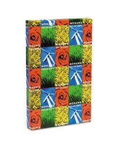 MOW12207 COLOR COPY 98 PAPER AND COVER STOCK, 98 BRIGHT, 28LB, 18 X 12, BRIGHT WHITE, 500/REAM