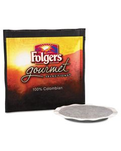 FOL63100 GOURMET SELECTIONS COFFEE PODS, 100% COLOMBIAN, 18/BOX