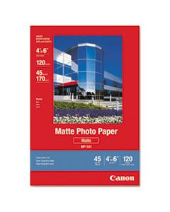 CNM7981A014 MATTE PHOTO PAPER, 4 X 6, MATTE WHITE, 120/PACK