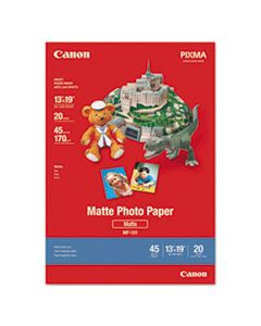 CNM7981A011 MATTE PHOTO PAPER, 13 X 19, MATTE WHITE, 20/PACK