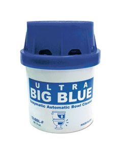 FRS12BBLCT ULTRA BIG BLUE AUTOMATIC TOILET BOWL CLEANER, UNSCENTED, 9OZ CARTRIDGE, 48/CT