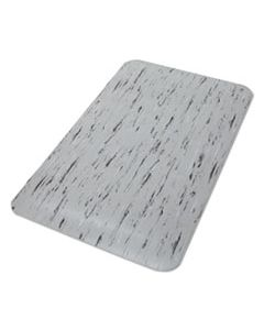 CWNCU2436SF CUSHION-STEP SURFACE MAT, 24 X 36, SPIFFY VINYL, GRAY