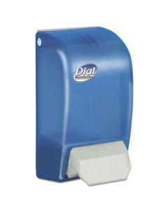 "DIA06056 1 LITER MANUAL FOAMING DISPENSER, 5"" X 4.5"" X 9"", BLUE"