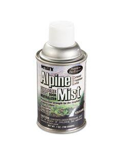 AMR1039401 METERED ODOR NEUTRALIZER REFILLS, ALPINE MIST, 7 OZ AEROSOL, 12/CARTON