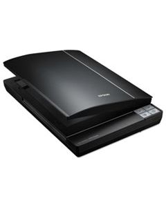 """EPSB11B207221 PERFECTION V370 SCANNER, SCANS UP TO 8.5"""" X 11.7"""", 4800 DPI OPTICAL RESOLUTION"""