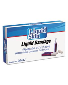 ACM90447 LIQUID BANDAGE, 0.017 OZ PIPETTE, 4/BOX