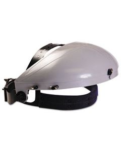 ANRUVH700 HEADGEAR WITH RATCHET ADJUSTMENT, ABS PLASTIC, GRAY