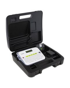 BRTPTD400VP PTD400VP VERSATILE, EASY-TO-USE LABEL MAKER WITH CARRY CASE AND ADAPTER