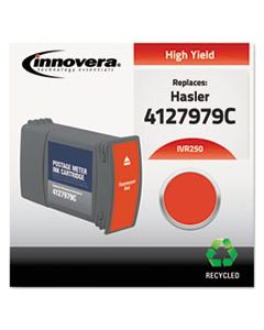 IVR250 COMPATIBLE 4127979C (WJ-250) INK, PAGE-YIELD, RED