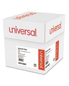 UNV15807 PRINTOUT PAPER, 1-PART, 20LB, 9.5 X 11, WHITE, 2, 300/CARTON