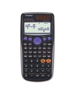 CSOFX300ESPLUS FX-300ESPLUS SCIENTIFIC CALCULATOR, 10-DIGIT, NATURAL TEXTBOOK DISPLAY, LCD