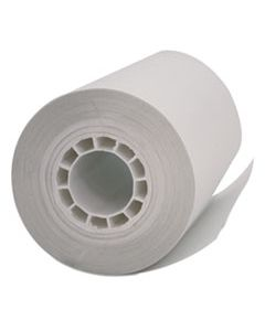 """PMC05262 DIRECT THERMAL PRINTING THERMAL PAPER ROLLS, 2.25"""" X 55 FT, WHITE, 5/PACK"""