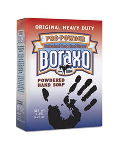 DIA02203CT POWDERED ORIGINAL HAND SOAP, UNSCENTED POWDER, 5LB BOX, 10/CARTON