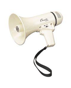CSIMP4W MEGAPHONE, 4-8W, 400 YARD RANGE, WHITE