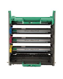 BRTDR110CL DR110CL DRUM UNIT, 17000 PAGE-YIELD, BLACK/CYAN/MAGENTA/YELLOW