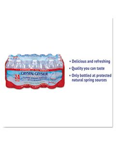 CGW24514CT ALPINE SPRING WATER, 16.9 OZ BOTTLE, 24/CASE