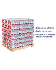 CGW35001 ALPINE SPRING WATER, 16.9 OZ BOTTLE, 35/CASE, 54 CASES/PALLET
