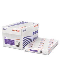 XER3R11762 BOLD DIGITAL PRINTING PAPER, 100 BRIGHT, 28LB, 11 X 17, WHITE, 500/REAM